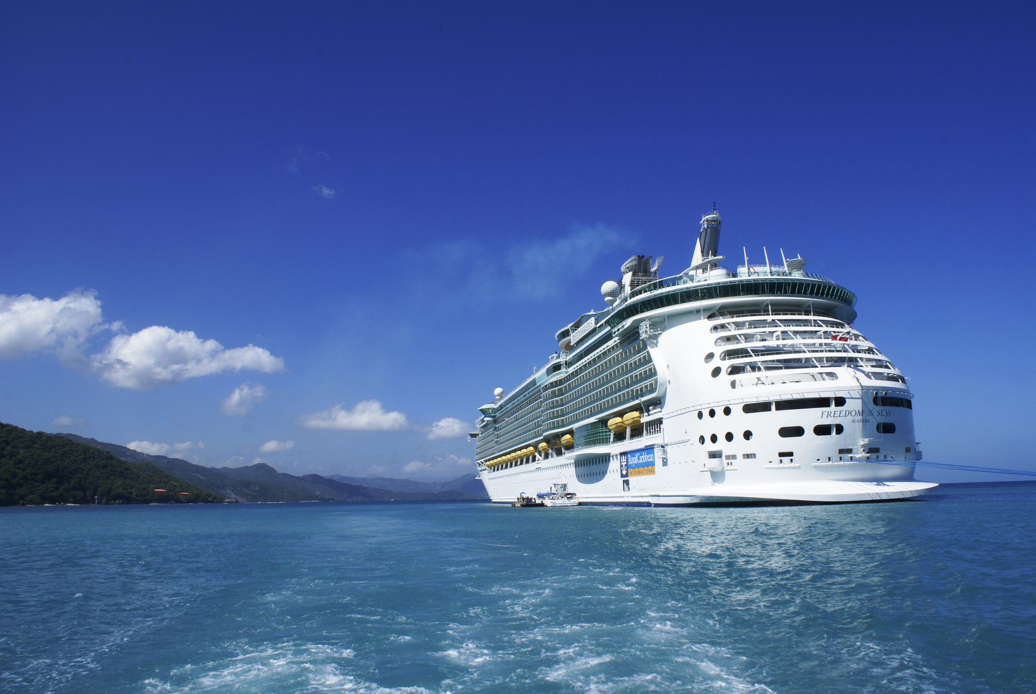 Kryssning Karibien 4